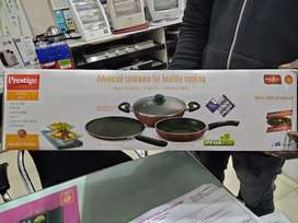 Non stick set of 3 pcs