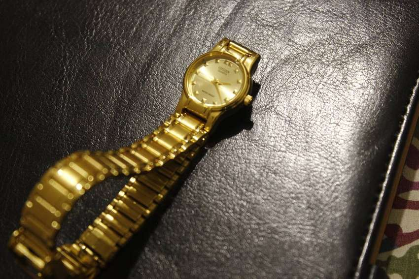 Gold plated citizen (Negotiable)  Org (Japan) 0