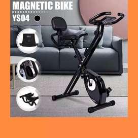 sepeda statis magentic xbike twen-457 alat olahraga