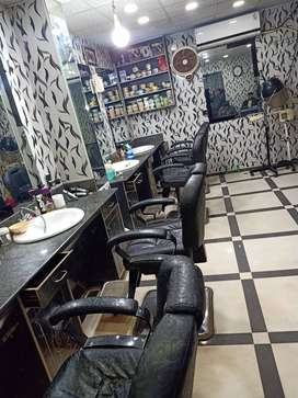 Men Saloon For Sale