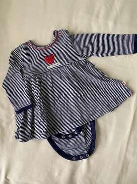Baju bayi Dress MOTHERCARE