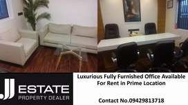 Luxurious Offices Available For Rent in Banking & Sec 8 - J.J.ESTATE