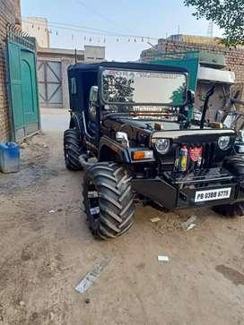 Gora Jeep modify company Mandi Dabwali sirsa