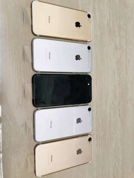 BRANDD NEW APPLE IPHONE 7 128GB REPLACE IPHONE WITH ACCESSORIES