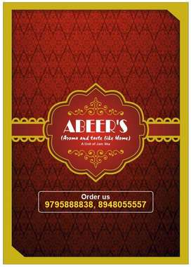 Need assistant cook (non veg)