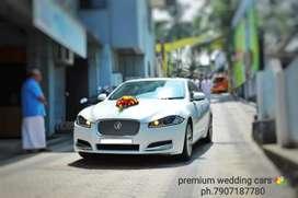 Premium wedding cars