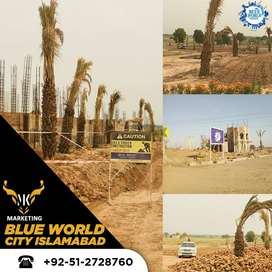10 Marla Plot For Sale In Islamabad - Chines Society