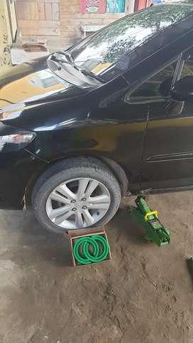 Karet Spring Buffer di Honda City Peredam Shock Bisa Mobil Lainya