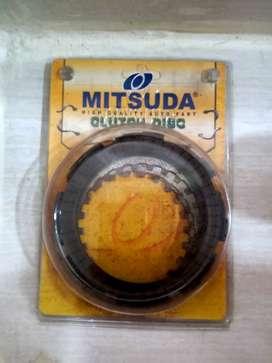 Kampas kopling standar Astrea Grand merek Mitsuda