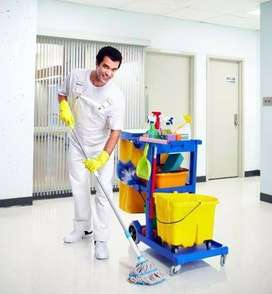Urgent required house keeping boys for guest house