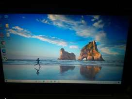 HP Envy M6 touch Smart / Gaming laptop / Ram 8 GB and 750 Hard disk