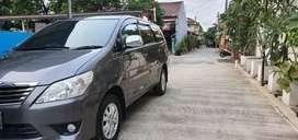 Toyota Innova G AT Bensin 2012