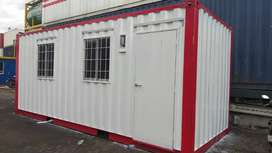 Sale container rekondisi 20ft office