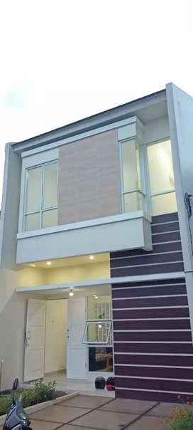 Rumah lantai 2 murah KPR