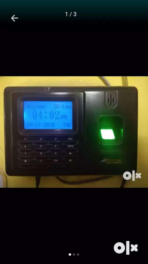 Biometric attendance system 0