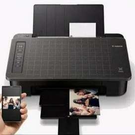 Printer Canon TS 307 Wireless Canon Pixma TS 307 , READY STOCK