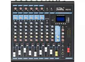 Soundking MG10  Mixer Audio - Mixer Soundking KG10