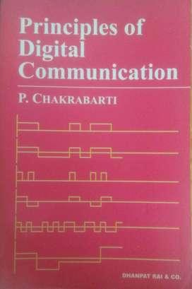 Principles of Digital Communication |Chakrabarti |Very good condition