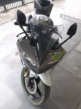 Sell for Yamaha r15 all condition ok all document ok