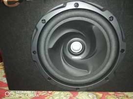 Kenwod audio system for car