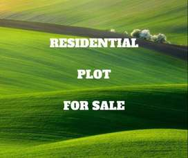 Plot for sale in Green Enclave