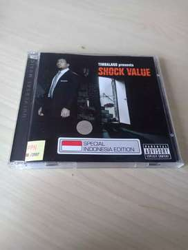 CD TIMBALAND - SHOCK VALUE
