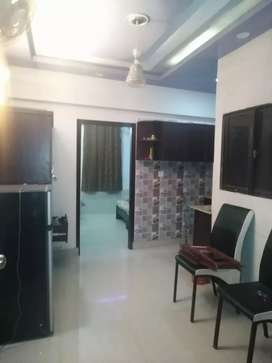 Dha phase 5 Furnished Studio apartment for rent long and short term