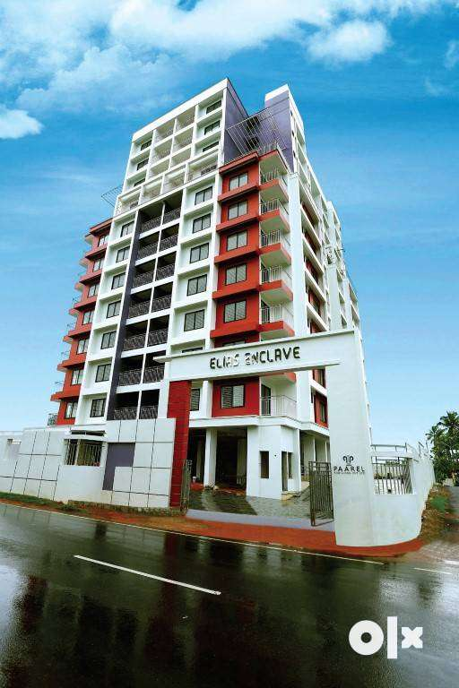 Ready to Occupy 2 BHK Ultra Luxurious Apartments in Elias Enclave 0