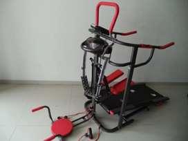 Treadmill manual TOTAL fit multy fungsi