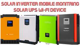 Control Solar UPS From Mobile / Solar UPS Mobile Device
