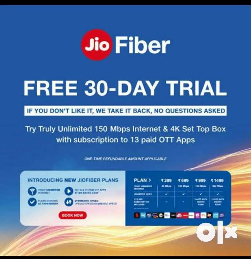 Jio Fiber  WiFi Router