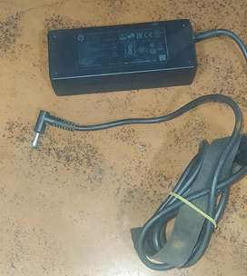 HP Original Laptop Charger with power cable