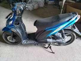 Nex 2012 biru KH 2143 SE