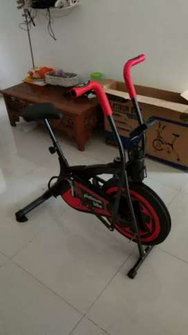 TL.8207 PLATINUm bike red colour
