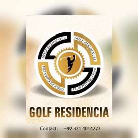 Golf Residencia.New city,New Life Style