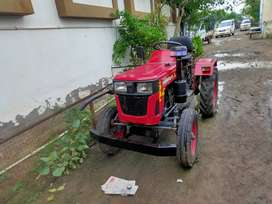 Mahendra small tractor model 2015 top model best condition