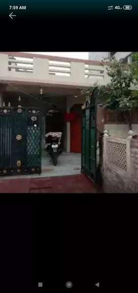 166 gaj JDA Makaan Green park Jaipur