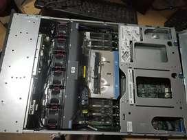 Refurbished rack server