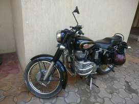 Royal Enfield with best condition.