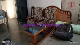 Couple Friendly Furnished 1bhk