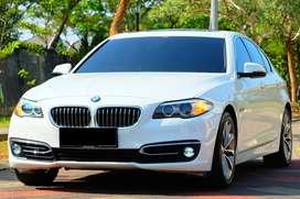 BMW 520D F10 LCI Facelift 2015 Luxury Tipe Tertinggi Low odo E200 e250