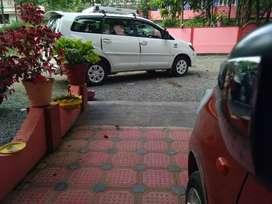 Taxi permit innova with driver
