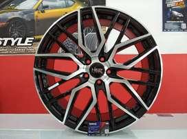 Velg Racing Mobil Honda HRV, Toyota Alphard dll Ring 20 HSR BOTAIN