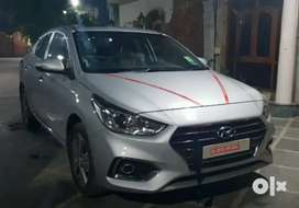 Hyundai Verna 2019 Petrol Good Condition