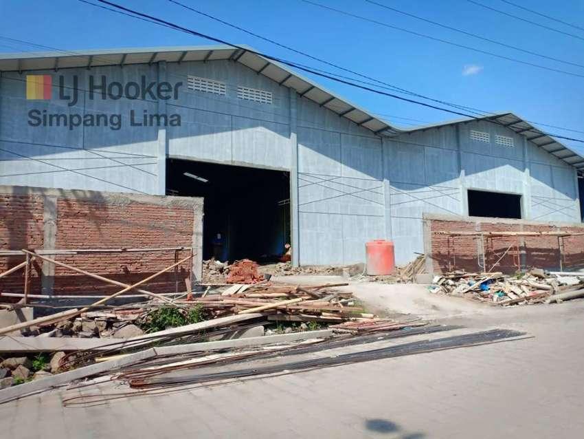 Gudang Kawasan Industri Gatot Subroto Murah Siap Pakai (8785-Aud)