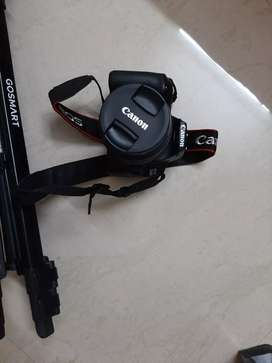 Canon DSLR new 2 month old..wanted to exchange