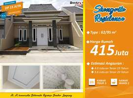 Rumah Siap Huni Kamar 3
