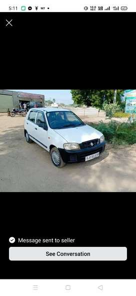 Muje car chahiye achi new condition me Maruti Alto ya Alto 800