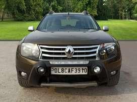 Renault Duster 110PS Diesel RxZ, 2014, Diesel
