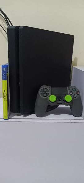 Jual PS4 Slim 500gb